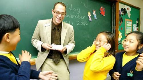 English Teaching Job In VN