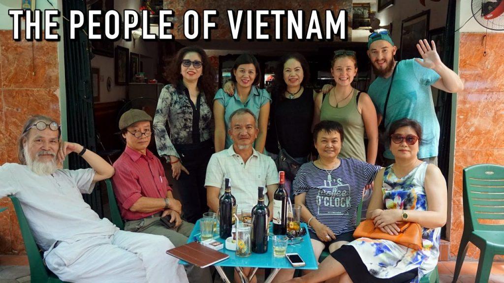 Người dân Việt Nam thân thiện